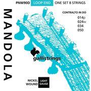 Galli Strings PNW90D Mandola Strings Light
