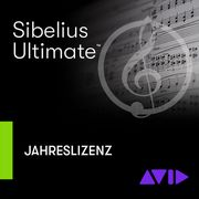 Avid Sibelius Ultimate 1Y Subscrip.
