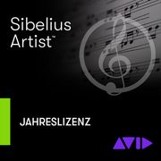 Avid Sibelius 1Y Subscription