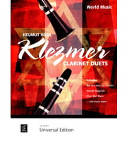 Sheet Music for Clarinet