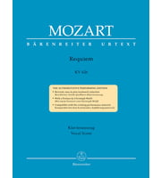 Sheet Music for Vocals
