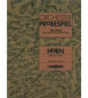 Classical Horn Sheet Music