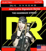 Coated Electric Guitar Strings