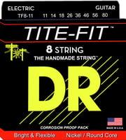 8-String Electric Guitar Strings