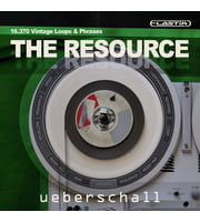 Sound Libraries + Sampling CD's