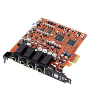 Interfaces de áudio PCI Express