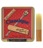 Bass Clarinet Reeds (French)