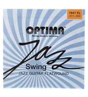 Flatwound Electric Guitar Strings