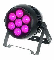 Projecteurs PAR à LEDs Multicolores