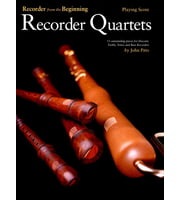 Songbooks for Recorder