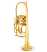 Rotary Valve C Trumpets