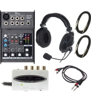 Interfaces de áudio USB