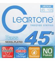 Coated Electric Bass Strings
