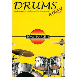 Tom Hapke Drums Easy 1 Bosworth