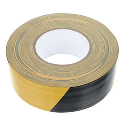 Tape 254 Yellow/Black Gerband