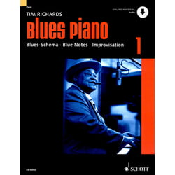 Blues Piano 1 Schott