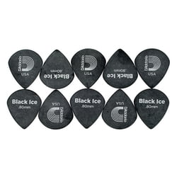 3DBK4-10 Bk Ice Picks Med Planet Waves