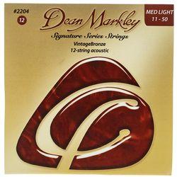 2204 Vintage Bronze ML Dean Markley