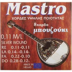 Bouzouki 8 Strings 011 SP Mastro