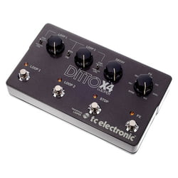 Ditto X4 Looper tc electronic