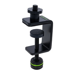 MSTM 1B Mic table clamp Gravity