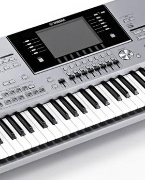 Claviers arrangeurs