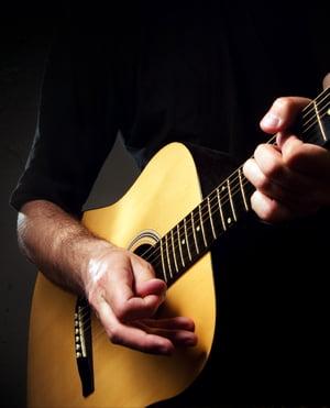 Guitares acoustiques