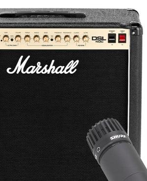 Registrare una chitarra elettrica