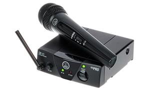 Micrófonos inalámbricos