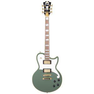 Deluxe Atlantic Hunter Green DAngelico
