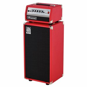 Micro-VR Set Special Ed. Red Ampeg