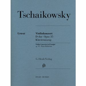 Tschaikowsky Violinkonzert Henle Verlag