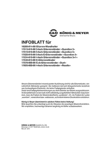 Infoblatt Nitrolacke