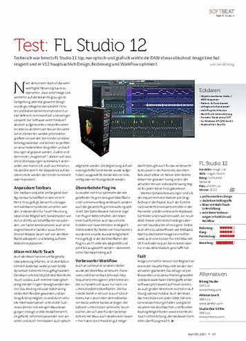 Beat FL Studio 12
