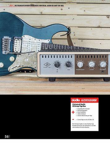 Professional Audio Universal Audio OX Amp Top Box