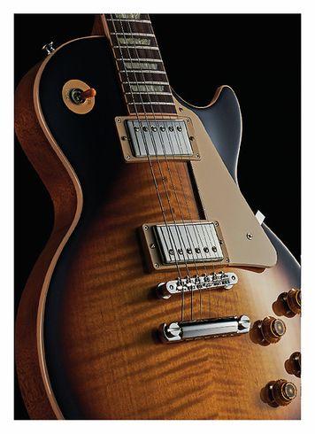 Guitarist Gibson Les Paul Tribute 2019