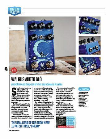Total Guitar Walrus Audio Slö