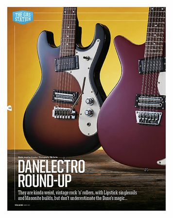 Total Guitar Danelectro 59X12