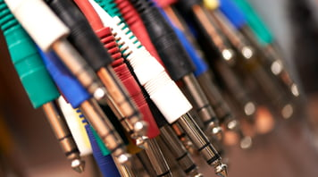 Cables, Leads & Connectors