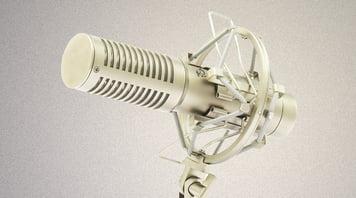 Micrófonos de Cinta