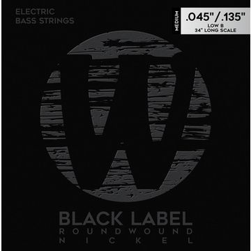 Warwick 41301 M 5B Black Label