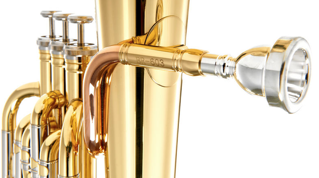Alto Horn and Euphonium