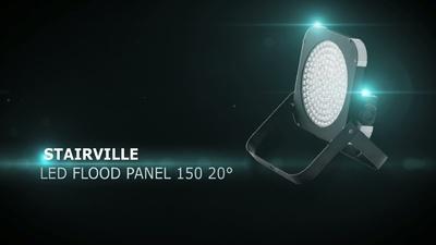 Stairville LED Flood Panel 150 20Grad