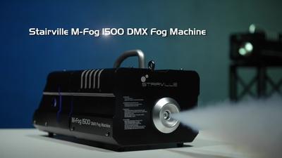 Stairville M-Fog 1500