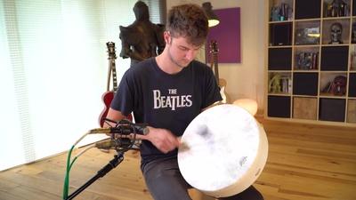 Remo Buffalo Drum 16x3,5