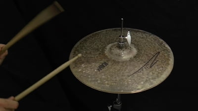Zultan 15 Raw Hi-Hat