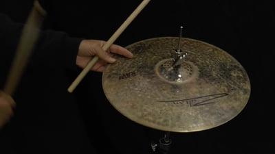 Zultan 15 Raw Jazz Hi-Hat