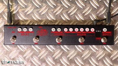 Valeton Dapper Dark 4 Effect Strip