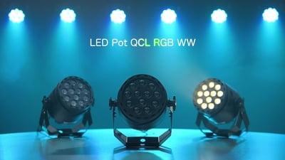 Fun Generation LED Pot QCL RGB WW
