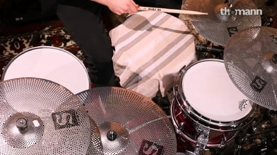 Millenium Still Serie Cymbal Set